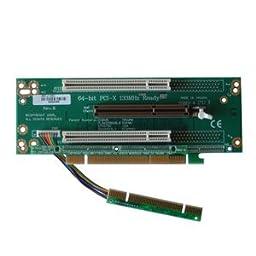 2U 2x32Bit 5V PCI and 1x AGP Riser Card w/ 7cm Cable for Intel S875WP1