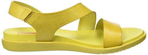 Pikolinos Antillas W0h_v17, Sandalias con Cuña para Mujer Amarillo (Sol)