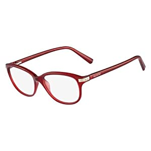 VALENTINO Eyeglasses V2652 613 Red 52MM