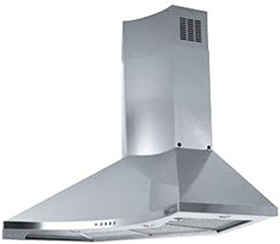 Franke Angulo FDPA 904 XS 685 m³/h De esquina Acero inoxidable D - Campana (685 m³/h, Canalizado, 53 dB, 60 dB, 69 dB, De esquina): Amazon.es: Hogar