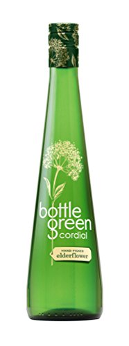Bottlegreen Elderflower Cordial 500g (Green Liquor)