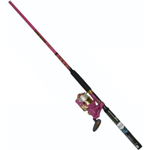 compare price to purple fishing pole