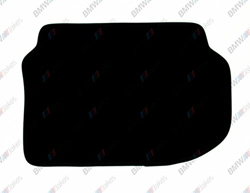 NEW CAR FLOOR MATS BLACK with ///M EMBLEM for BMW 5 series F10 2009, 2010, 2011, 2012, 2013, 2014, 2015, 2016 by VOPI MATS (Image #4)'