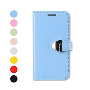 GJYTopcel Protective PU Leather Full Body Case for Samsung Galaxy Note 2 N7100 - (Assorted Colors)