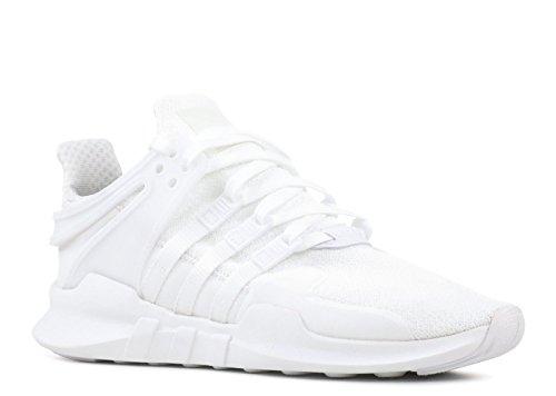 official photos 4a051 14e04 Galleon - Adidas Originals Unisex-Kids EQT Support ADV J, White White White,  3.5 M US Big Kid
