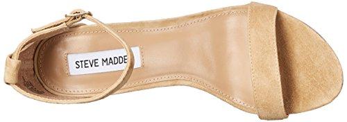 Carrson Steve Women's Suede Sandal Madden Sand Dress xqwrEa7Rw0