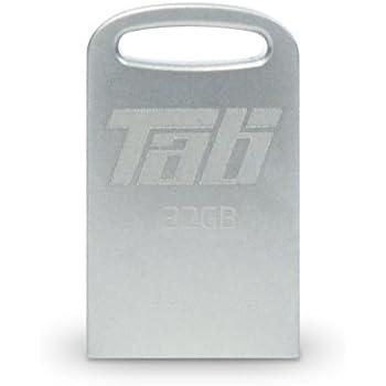 Patriot Tab Series 32GB Micro-Sized USB 3.0 Flash Drive
