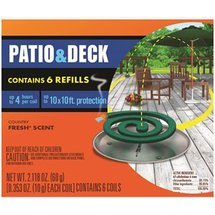 (OFF! Mosquito Coil Refills, 6 CT (Pack of 2))