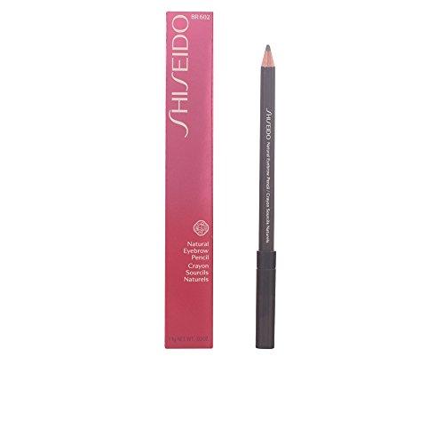 Shiseido Natural Eyebrow Pencil BR602, Deep Brown, 0.03 ()