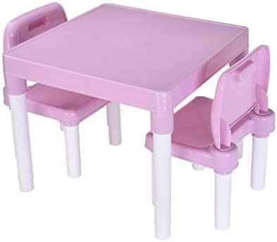 InKach Kids' Table and 2 Chairs Sets