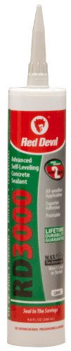 red-devil-0980-rd-3000-advanced-self-leveling-concrete-sealant-gray-90-ounce