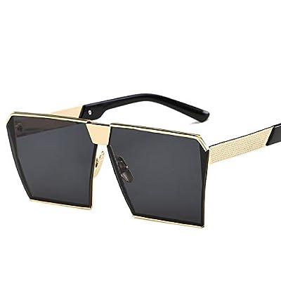 VAXT Place Vintage Alloy Frame UV400 Sunglasses for Men Women