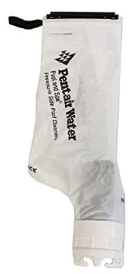 Pentair 360002 Letro Legend Snap Lock Cleaner Debris Replacement Bags, 2-Pack