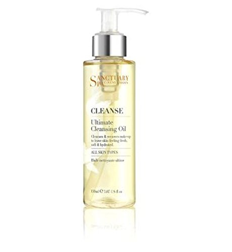 Sanctuary Spa Ultimate Cleansing Oil ()