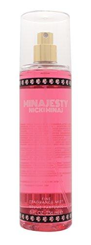 Nicki Minaj Minajesty Fragrance Mist, 8 Ounce