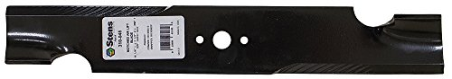 Stens Notched Air-Lift Blade, Exmark 103-6583-S, ea, 1