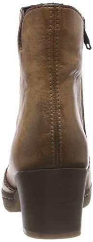 Stivaletti chestnut Donna 79061 22 Marrone Rieker ZxwH7qWF