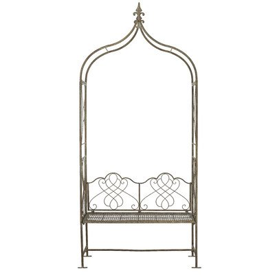 Safavieh PAT5010A Outdoor Collection Eloise Rustic Blue (Arbor Collection)