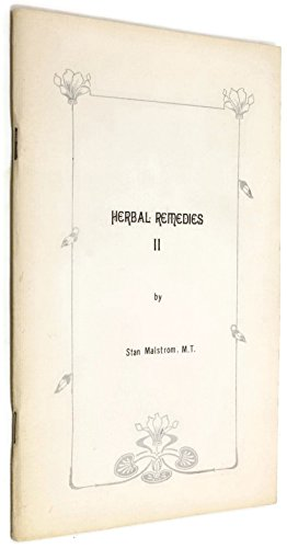 Herbal remedies II