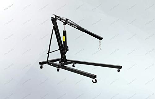 COLIDYOX>>Cranes if youre looking for an easy to store unit,Useful for moving heavy parts such as axles, transmissions and transfer cases around the shop, 360 Degree Rotating Wheels