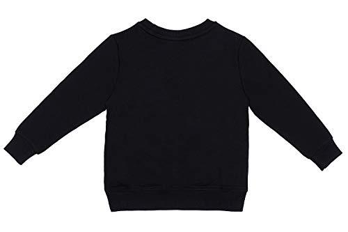 Sociala Black Sweatshirt Kids Boys Crewneck Sweatshirts 100 Cotton Truck 4 by Sociala (Image #2)