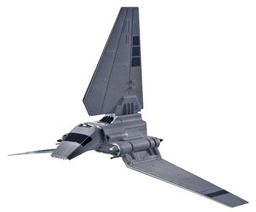 Star Wars Imperial Shuttle Model Kit