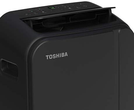 Renewed TOSHIBA 14,000 BTU Portable Air Conditioner w//Remote RAC-PD1411CRU