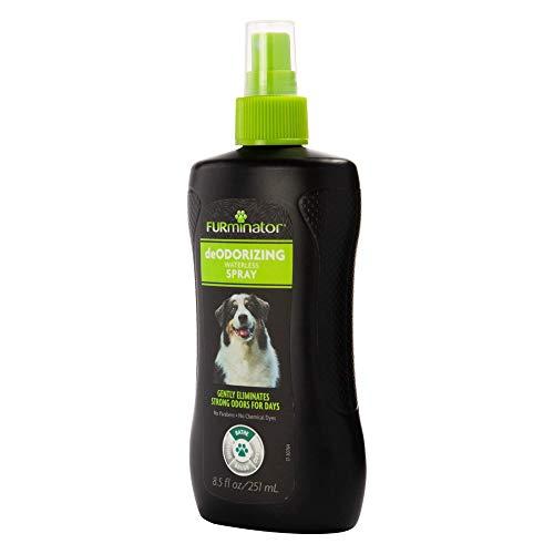 Furminator deOdorizing Waterless Spray for Dogs (8.5 oz)