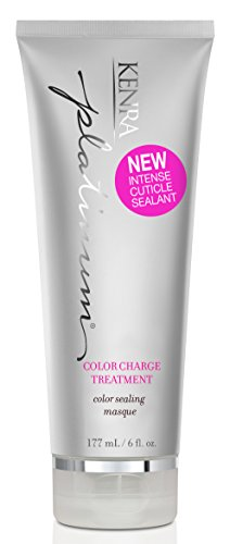 Kenra Platinum Color Charge Treatment, 6-Ounce