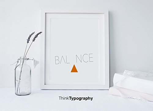 Balance - Unframed art print poster or greeting ()