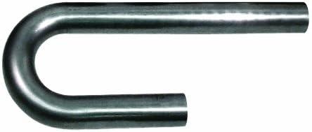 Patriot Exhaust H7042 2 Mild Steel J-Bend Exhaust Pipe
