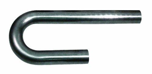 Patriot Exhaust H7019 1-5/8' Mild Steel J-Bend Exhaust Pipe