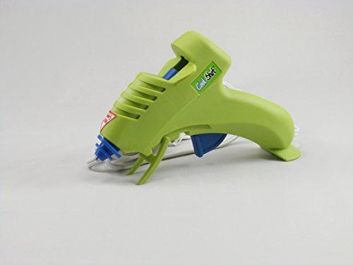 Mini Trigger Glue Gun - Cool Shot Super Low Temperature Mini Glue Gun 10 Watts Trigger Feed