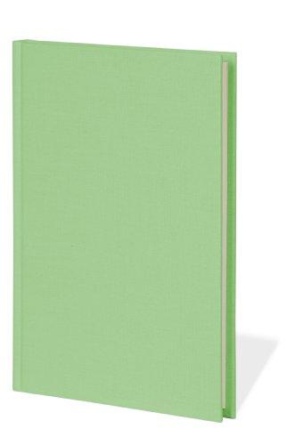 Semikolon Classic Bound Linen Writing Book, Lime Green (02312)
