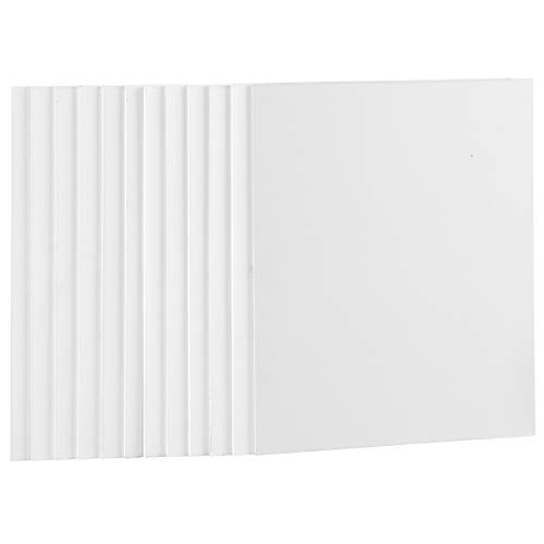 - Artlicious Gesso Boards 12 Pack - 8X10 Art Boards for Painting