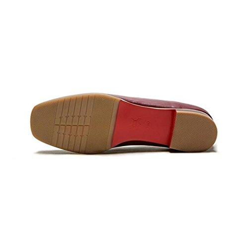 Joker Seasons la Tendencias Simples universales Moda Planos Zapatos Four de Casuales Zapatos OXBtw