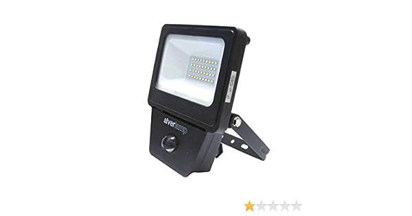 Alverlamp LPRO20SEN - Proyector led sensor 20w 4000k: Amazon.es ...