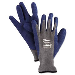 (ANSELL PROTECTIVE PRODUCTS 80-100-10 Powerflex Gloves, 295794, Large, Gray)