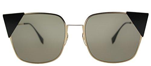 Sunglasses Fendi Ff 191/S 0000 Rose Gold/2M brown ar lens