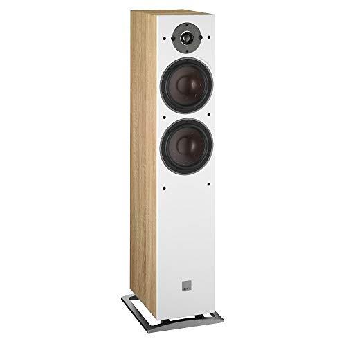 Dali Oberon 7 Floor Standing Speakers in Light Oak (Pair)