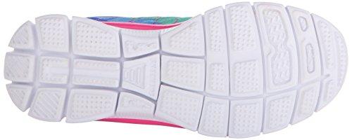 Skechers Skech Appeal Hot Tropic, Zapatillas de Running para Niñas Varios Colores (Multicolour)