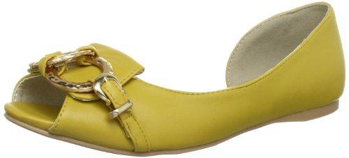 Gelb Amarillo mujer para EAS1330 Bailarinas Simisa Zap Yellow ZwqvfAxYnW