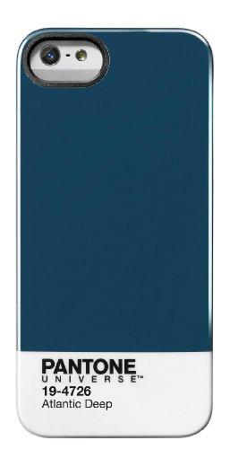 Trendy Pantone Universe Clip on Case for iPhone 5/5S by Case Scenario - Atlantic - Yazbukey