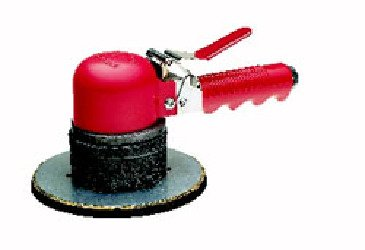 6'' Gear Driven Variable Speed Air Sander (NDT9600) Category: Pneumatic Pad Sanders by National Detroit