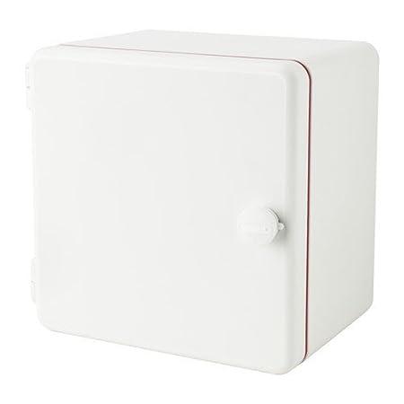 Armadietti In Plastica Ikea.Ikea Trygghet Armadietto Per Medicine Colore Bianco 32 X 30 Cm