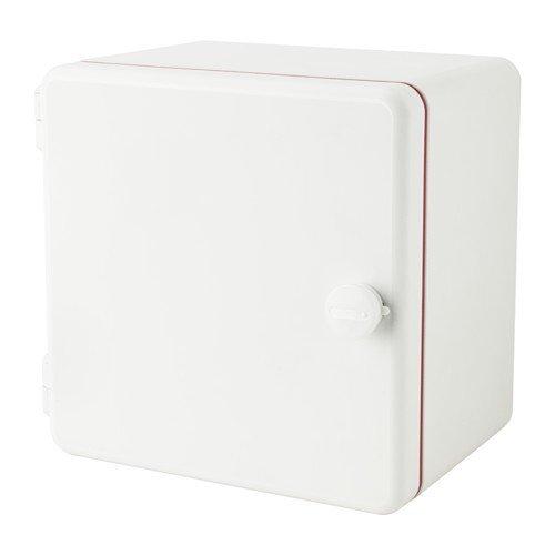 Ikea Trygghet Armoire à Pharmacie En Blanc 32 X 30 Cm