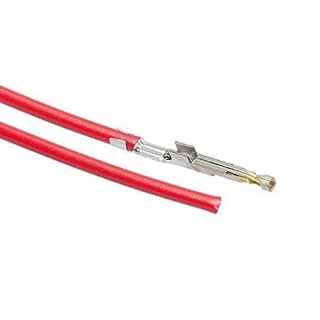 1722533112-02-R2 2 PRE-CRIMP 1855//19 RED Pack of 100