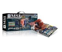 MSI P45 ZILENT DRIVERS WINDOWS XP