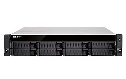 QNAP TS-883XU-RP-E2124-8G Servidor de Almacenamiento - Unidad Raid (8 GB)
