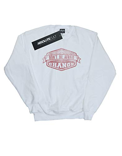 Be Of Change De Blanco Afraid Absolute Don't Camisa Cult Entrenamiento Drewbacca Mujer gTnqIw1